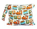 Snuggy Baby - Choo Choo Medium Wetbag